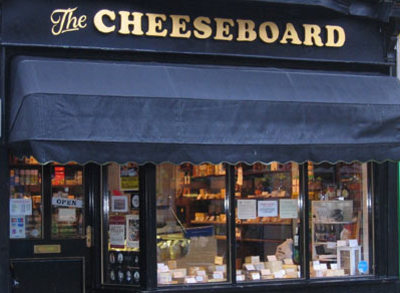 The Cheeseboard a Harrogate Lifestyle Partner