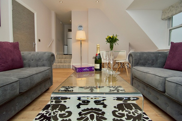 Luxury 2 bedroom apartment to rent in Harrogate Lifestyle Apartments