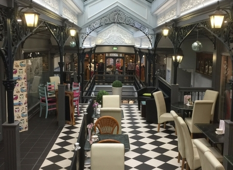 Harrogate Tea Rooms Westminster Arcade Harrogate Lifestyle Partner