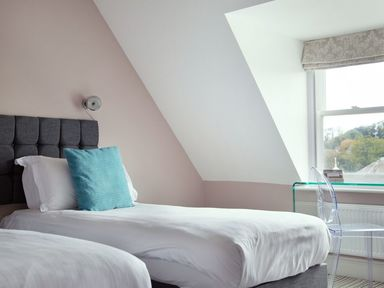 Luxury two bedroom apartments to rent in Harrogate town centre north yorkshire hotel alternative