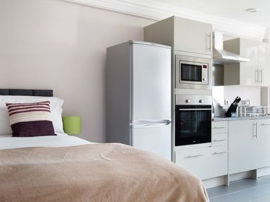 luxury studio apartment harrogate town centre to rent or stay in like a hotel