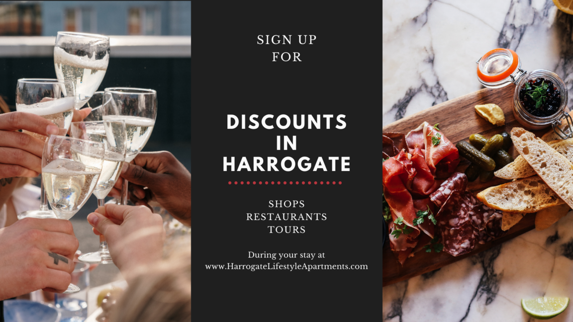Discounts Harrogate - Lifestyle Apartments