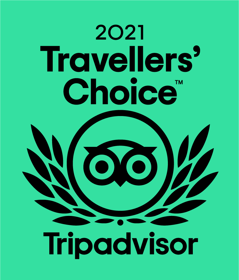 Harrogate Lifestyle Apartments are a 2021 Travellers choice award winner by TripAdvisor